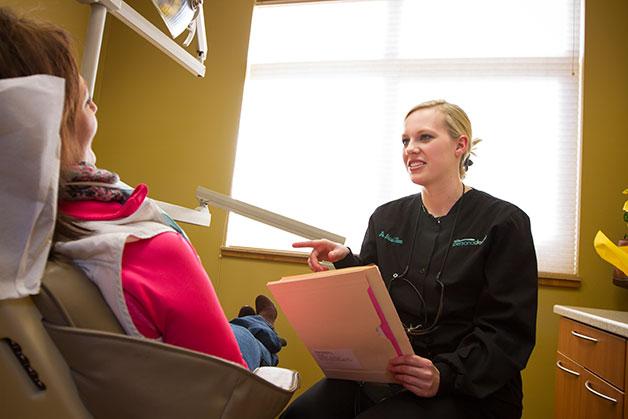 Sartell MN Dentist First Visit